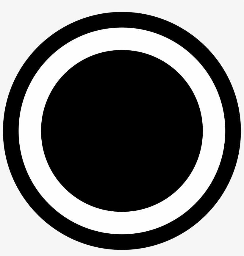 Circle Inside Circle Svg, transparent png #112214