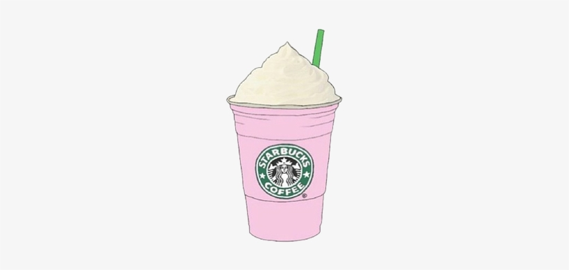 Tumblr Transparent Starbucks - Starbucks Tumblr Png, transparent png #113338