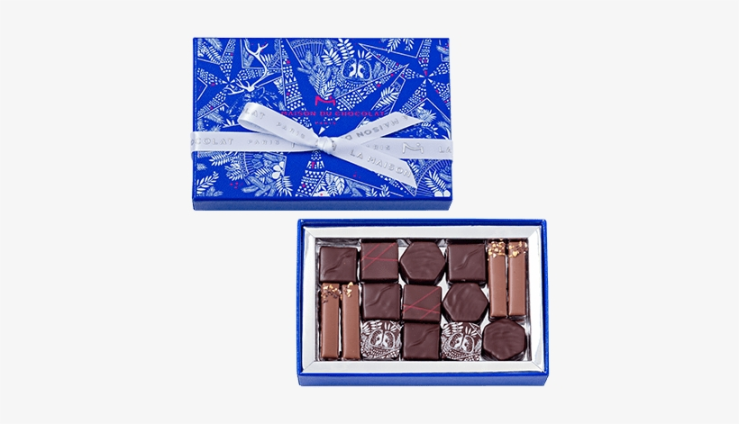 Holiday Gift Guide 2017 Things Big, Small & In Between - Maison Du Chocolat Christmas 2017, transparent png #113897