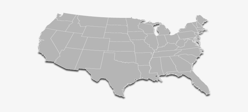 Usa Map Png - United States Png - Free Transparent PNG ...