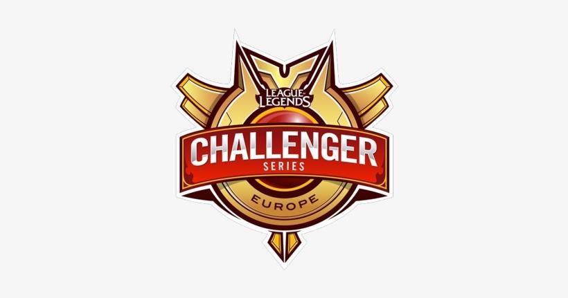 Lol Challenger Logo League Of Legends Challenger Series
