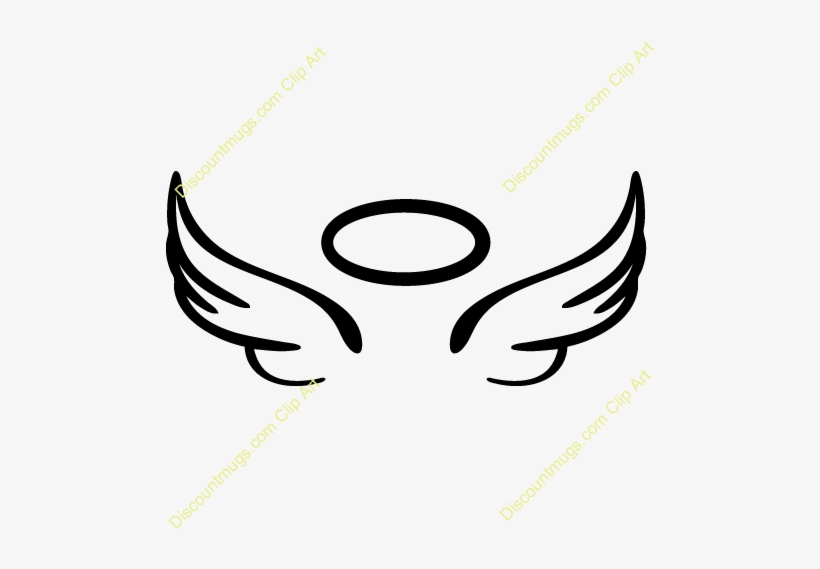 39835e4ae Angel Costumes - Easy To Draw Angel Wings Halo - Free Transparent ...