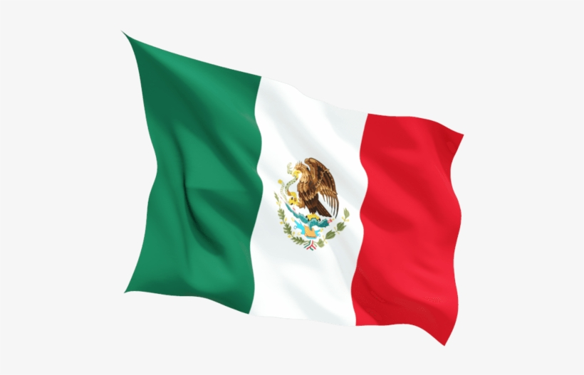 Objects - Mexican Flag Transparent Background, transparent png #115112