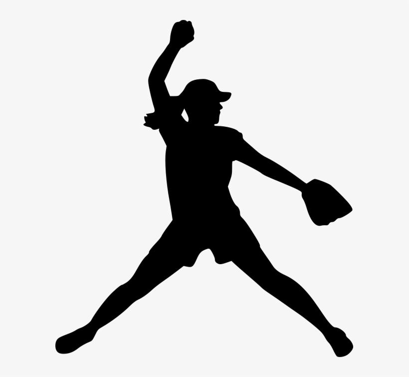 Softball-pitcher File Size - Girls Fastpitch Pitcher