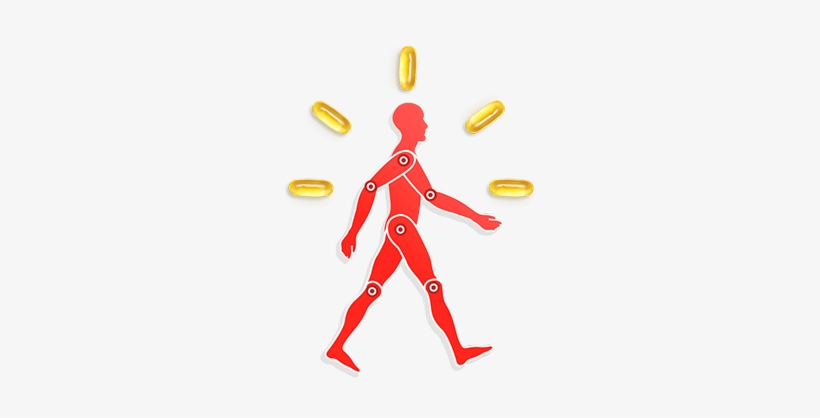 Fish Oil For Joint Pain - Joint Pain Image Png, transparent png #115233