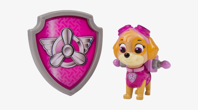 Paw Patrol Skye Badge Png Free Transparent Png Download