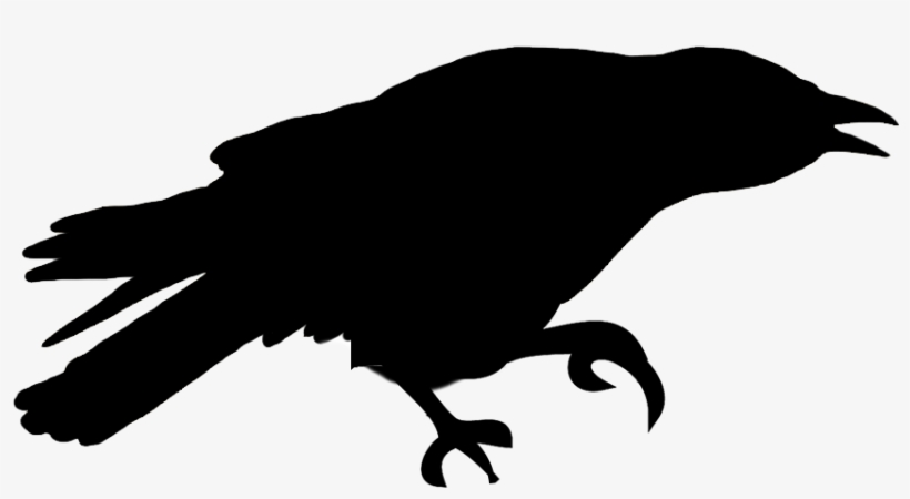 Bird Silhouettes - Sitting Bird Silhouette Png, transparent png #117028
