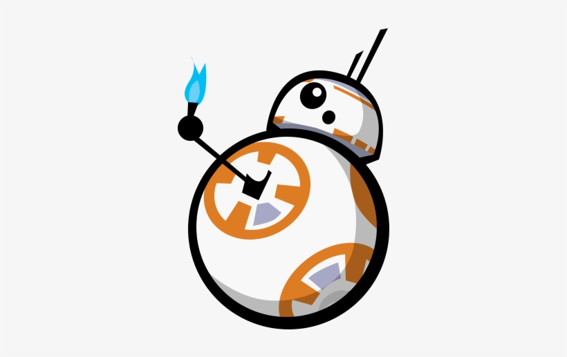 First Of The Four Commission Pieces Ordered By Prawnboy101 - Bb8 Thumbs Up Emoji, transparent png #117150