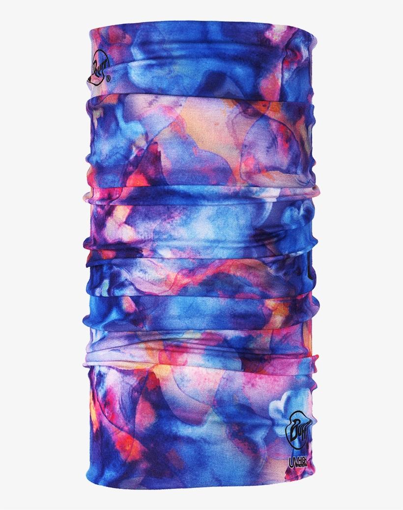 Shop Womens Multifunctional Headwear Uv Watercolor - Buff Uv Buff - Watercolor - One Size, transparent png #117574