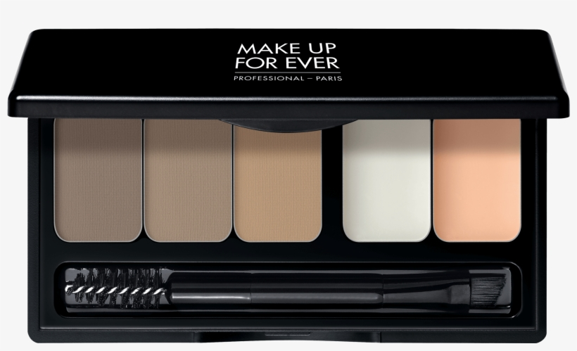 Make Up For Ever Pro Sculpting Brow Palette, $76 - Make Up For Ever Pro Sculpting Brow Palette Harmony, transparent png #118170