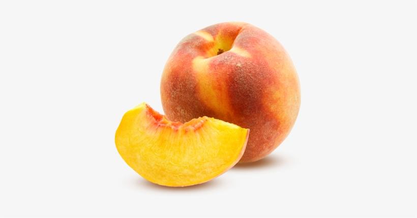 Peach Transparent - Peche Fruit, transparent png #118679