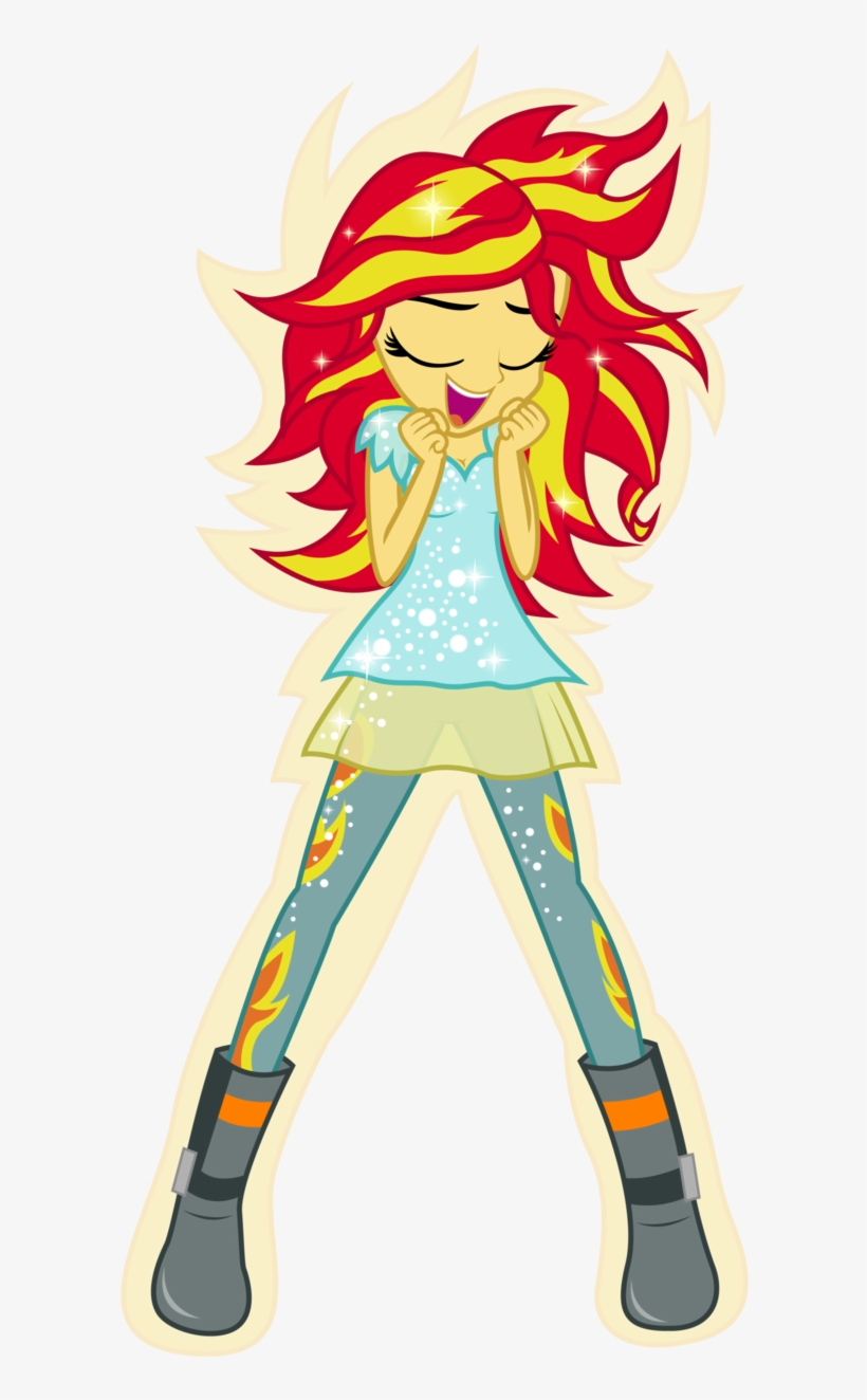 Equestria Girls Sunset Shimmer, transparent png #119495