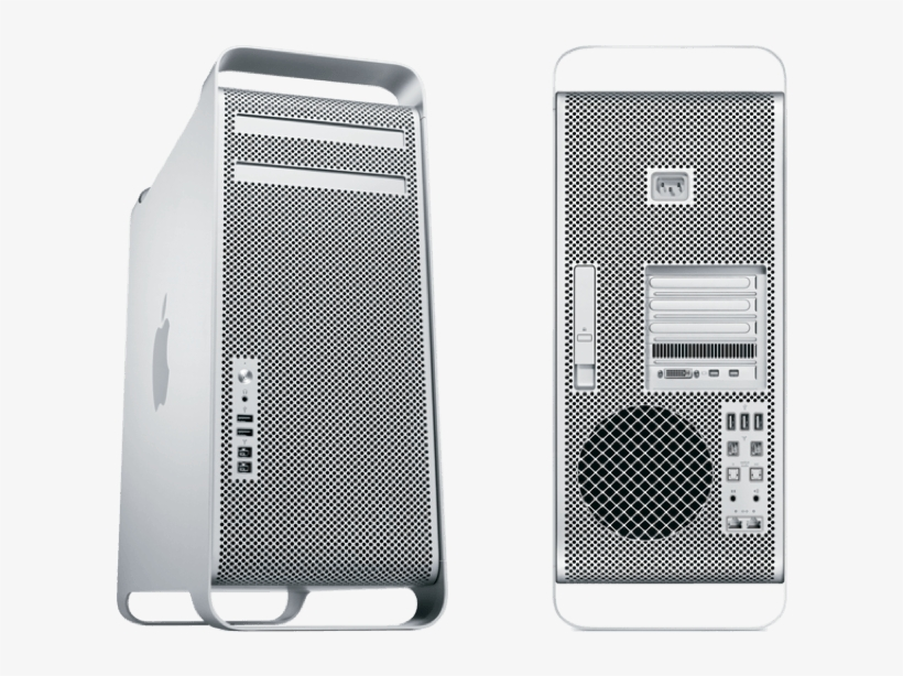 2009 Mac Pro Supports Faster Ram, Cpus With Firmware - Mac Pro Early 2009, transparent png #119792