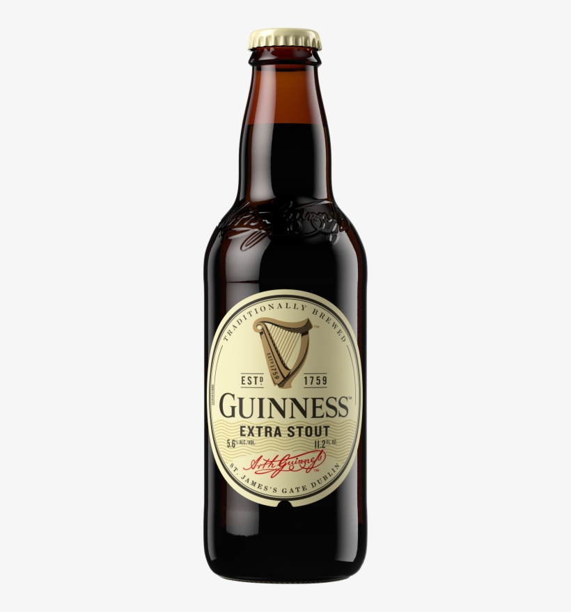 Guinness Extra Stout - Guinness 200th Anniversary Export Stout Bottle, transparent png #1100810