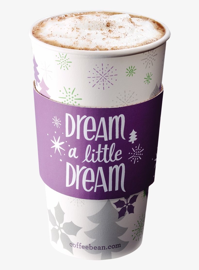 Double Chocolate Peppermint Ice Blended - Coffee Bean And Tea Leaf Cup Png, transparent png #1101168