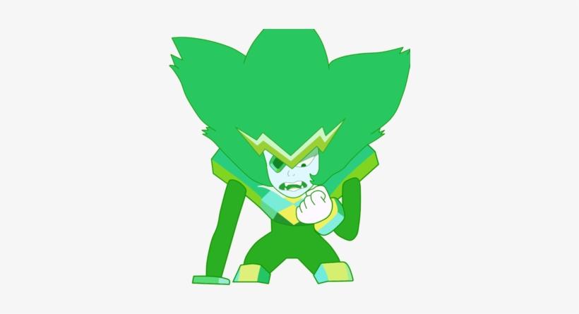 Dashing Clipart Green Equal Sign - Steven Universe Movie Villain, transparent png #1102332