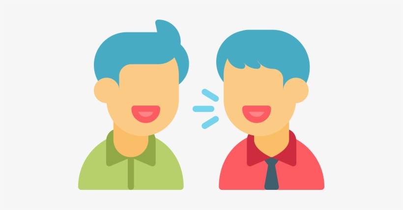 Talking Png Download - Face To Face Talk Png - Free ...