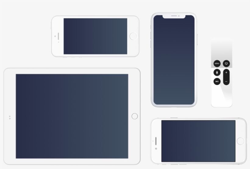 For All Iphones, Ipods Touch, Ipads And Apple Tvs - Electra