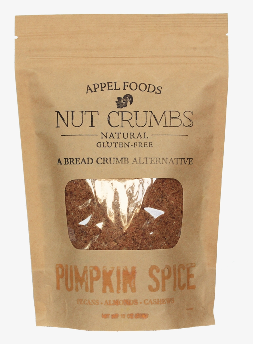 Pumpkin Spice Nut Crumbs - Pumpkin Pie Spice, transparent png #1106462