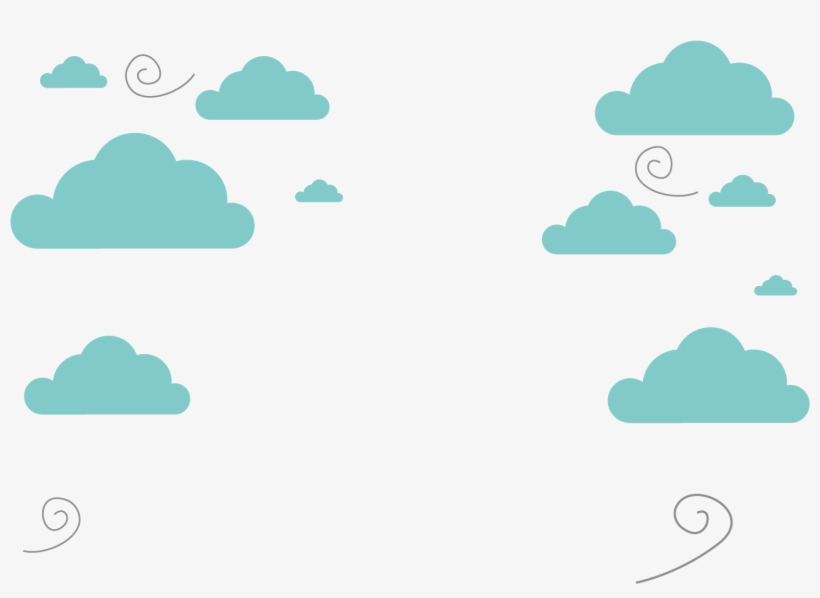 Cartoon Blue Cloud Drawing Nubes Animadas Png Free Transparent Png Download Pngkey