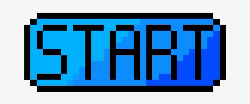 Start Button - Start Button Png, transparent png #1108877
