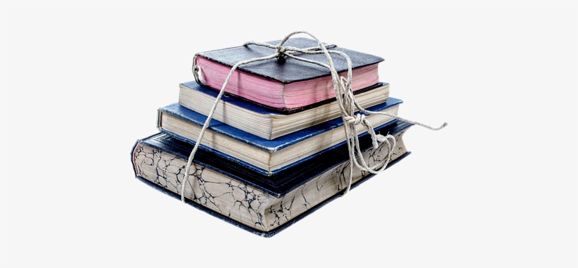 Book, Old, Pile, Stack, Bookshelf - American Opportunity Tax Credit And Pell Grant Program:, transparent png #1109323
