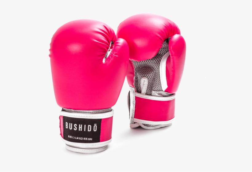 Pink Boxing Gloves Png, transparent png #1109721
