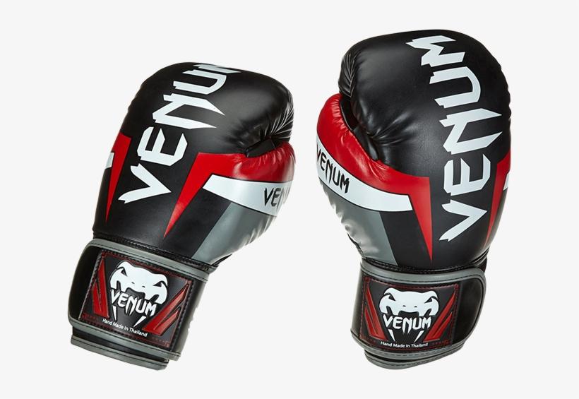 Venum Elite Boxing Gloves Png, transparent png #1109978