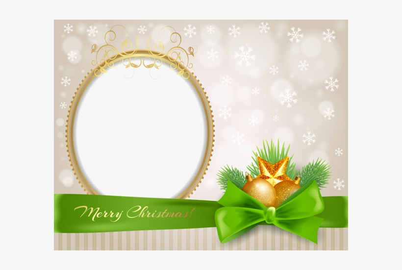 Christmas Border, Christmas Frames, Christmas Paper, - Border And Frames Christmas Png, transparent png #1110524