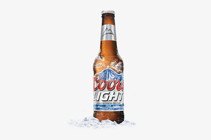 Bud Light - Coors Light Beer - 20 Pack, 12 Fl Oz Cans, transparent png #1110605