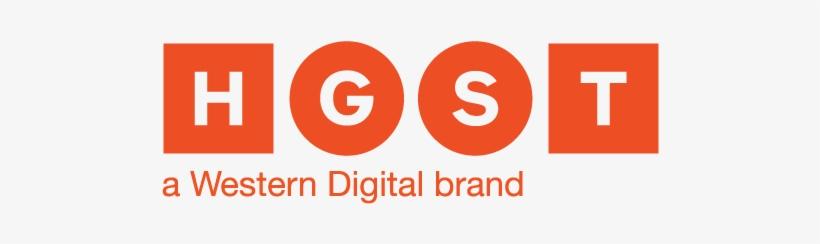 Hgst Logo - Wd Ssd Ss300, transparent png #1111650