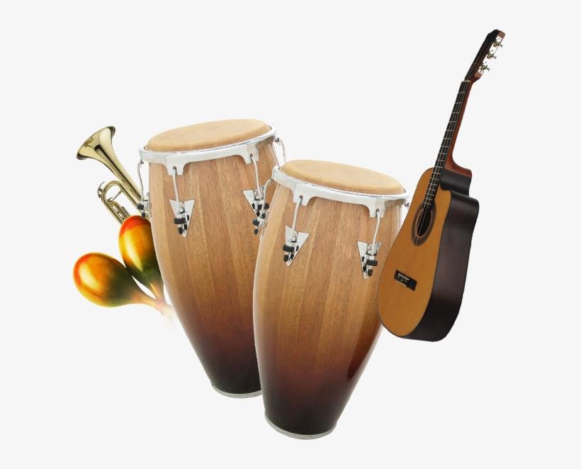 Oxnard Salsa Festival - Lp Performer 2-piece Conga Set With Free Bongos, transparent png #1112109