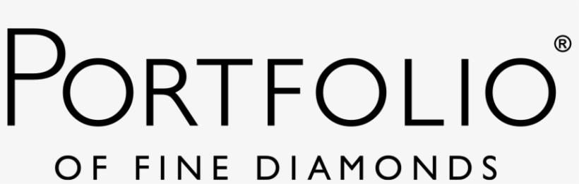 Portfolio Of Fine Diamonds - Portfolio Of Fine Diamonds Logo, transparent png #1112571