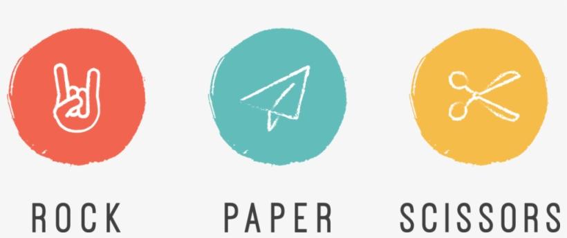Rock Paper Scissors Png, transparent png #1113435