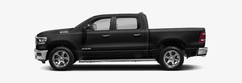 New 2019 Ram All-new 1500 Limited - Ford Super Duty Side View, transparent png #1114050