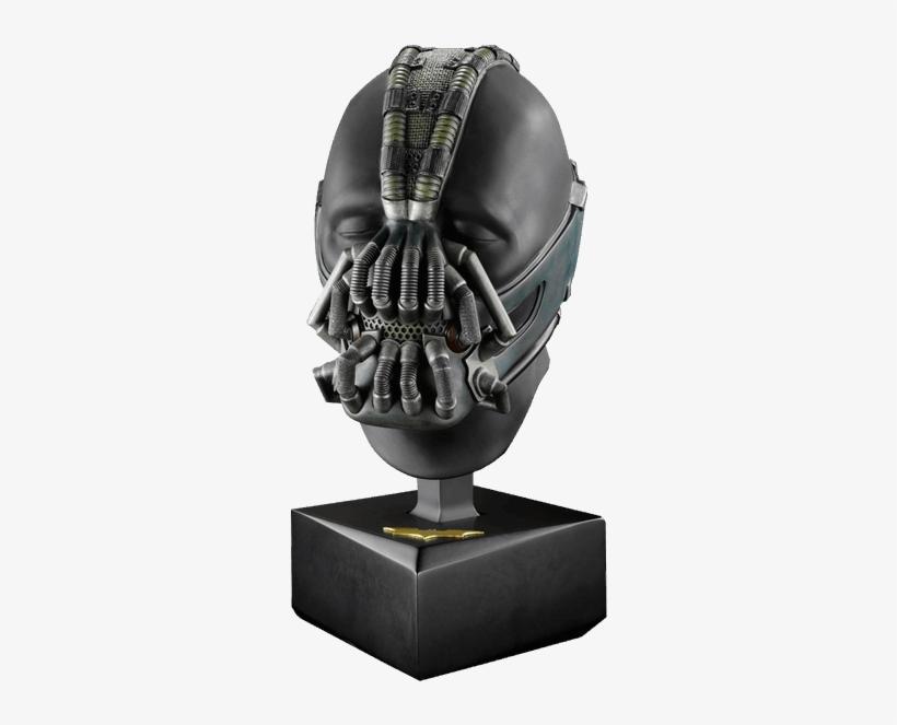 The Dark Knight Rises - Dark Knight Rises Bane Mask, transparent png #1114580