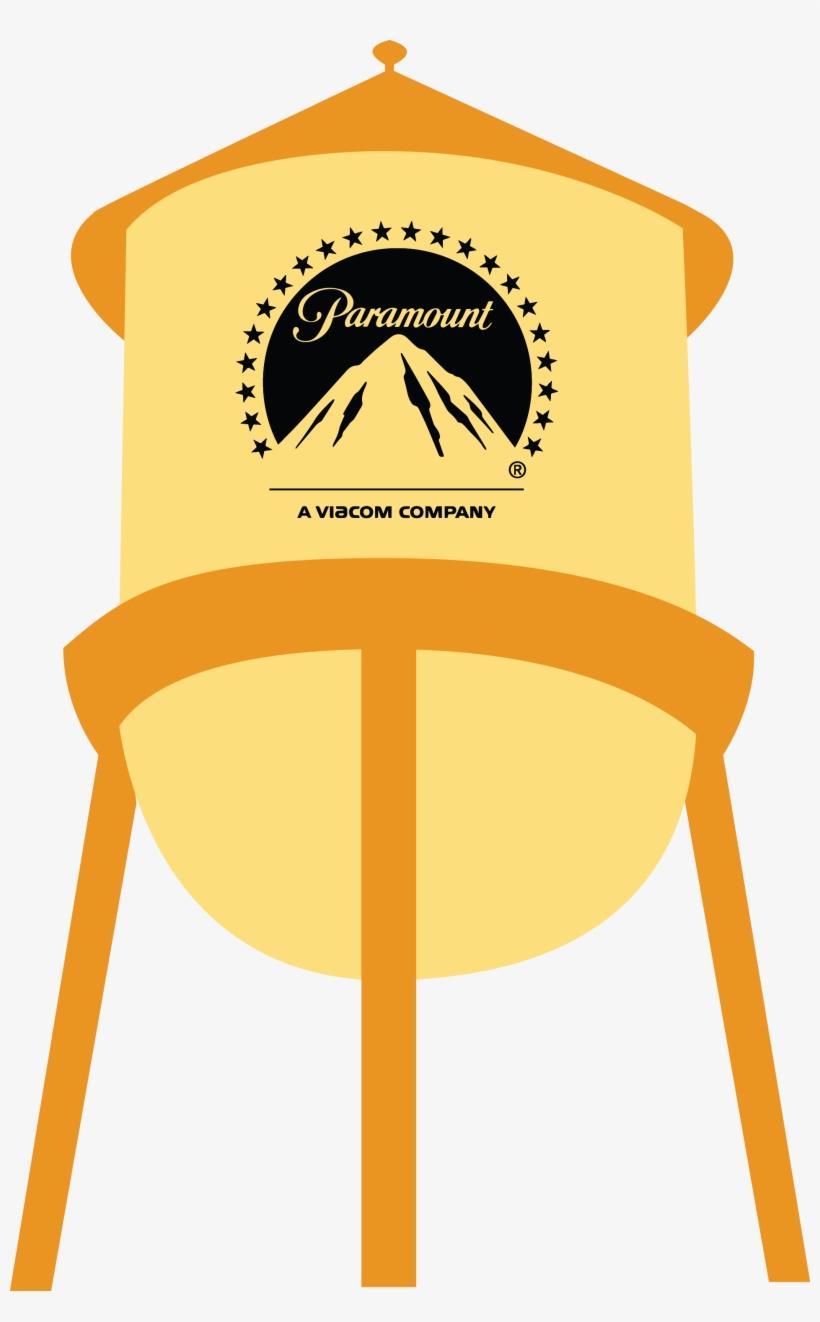 "June 6, 2014 - Paramount Square Sticker 3"" X 3"", transparent png #1114855"