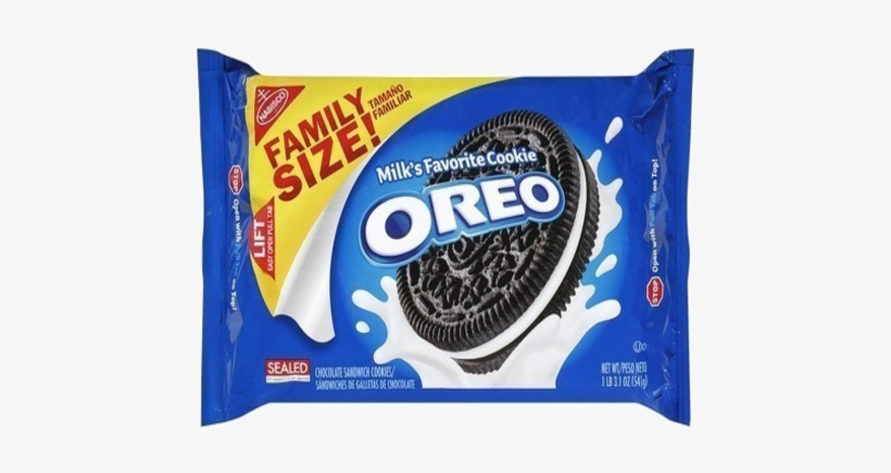 Nabisco Oreo Cookies Family Pack - Oreo Cookies, transparent png #1115712