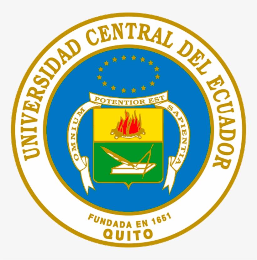 Escriba El Nombre Que Quiere Darle A La Imagen Y La - Sello De La Universidad Central, transparent png #1116824