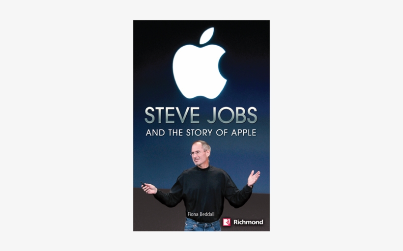 B1 - Steve Jobs And The Story Of Apple Book, transparent png #1121109