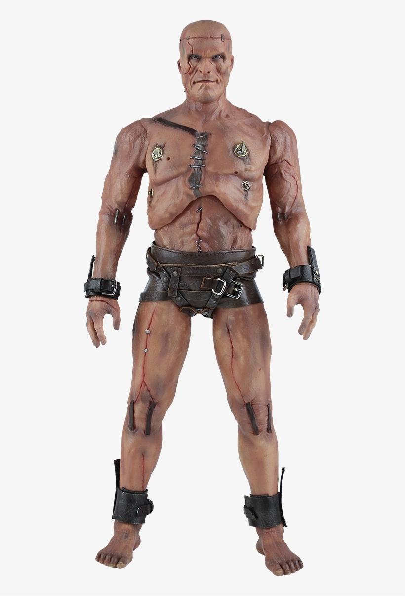 Victor Frankenstein Sixth Scale Figure Prometheus - Victor Frankenstein Prometheus 1:6 Scale Action Figure, transparent png #1121448