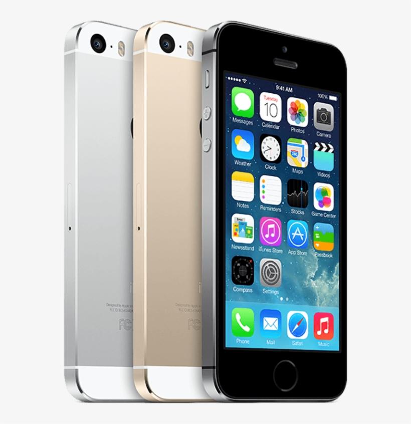 Iphone 5s Repair - Apple Iphone 5s (space Grey, 16gb), transparent png #1122700