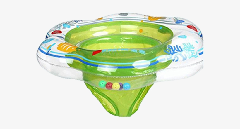 Inflatable Fish Pool Float - Fusicase Swimming Pool Float For Baby Kids(blue), transparent png #1123676