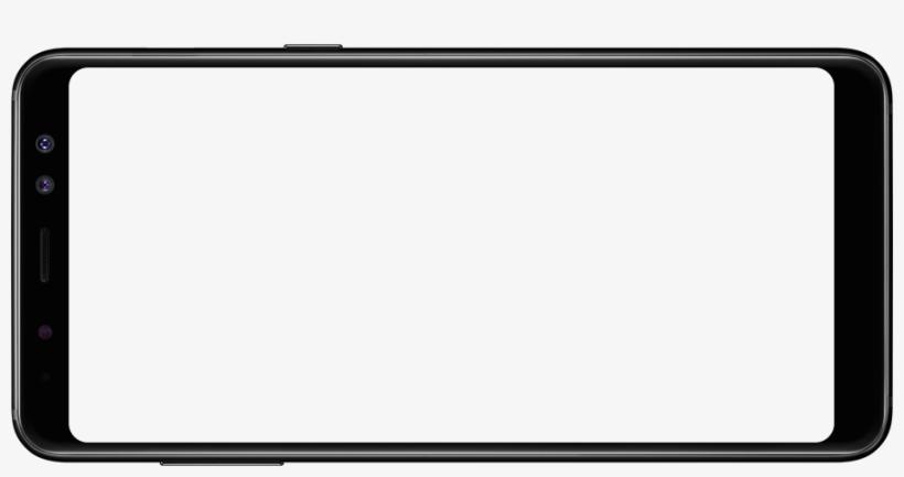 Rear Camera - Samsung Galaxy S8 Png Frame, transparent png #1124621