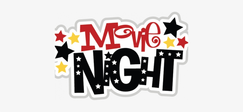 Popcorn Clipart Movie Night Movie Night Free Transparent Png Download Pngkey