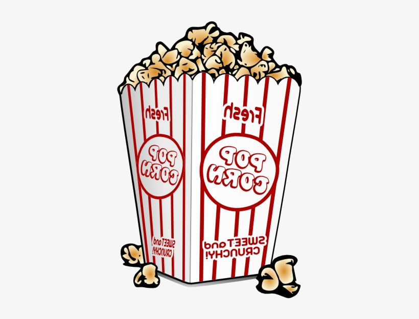 Movie Theater Popcorn Clipart Free Clipart Images Popcorn Free Transparent Png Download Pngkey