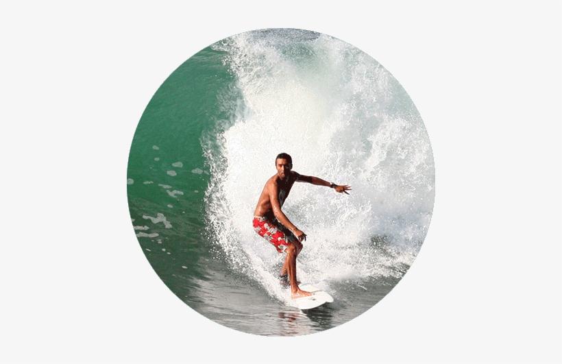 Costa Rica Surf Map - Costa Rica, transparent png #1127014