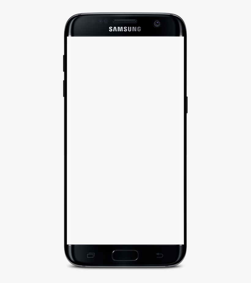 Galaxy S7 And Galaxy S7 Edge Camera - Samsung Mobile Frames Png, transparent png #1127738