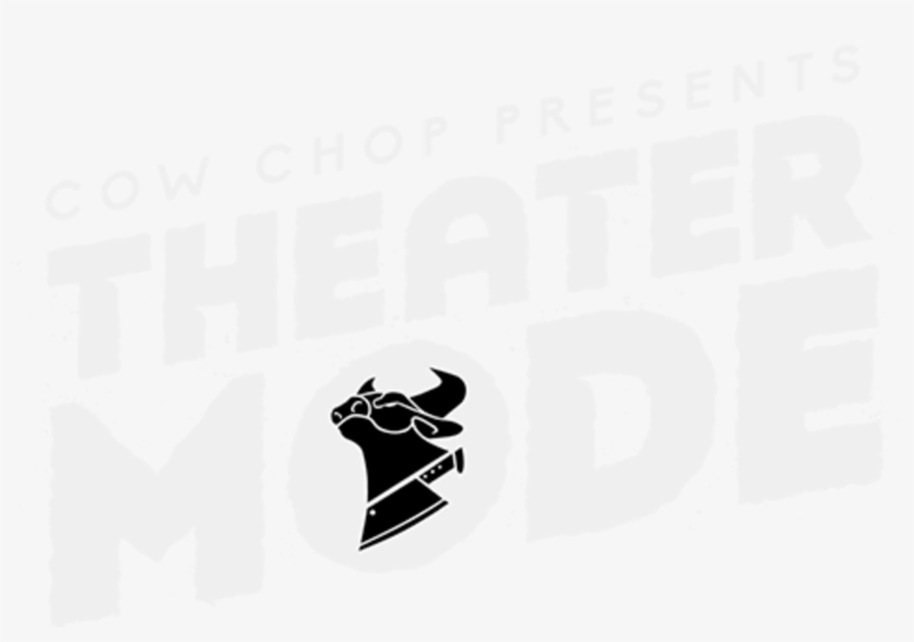 da84c921 Series Theater Mode Cow Chop Rooster Teeth Png Nazi - Achievement Hunter  Theater Mode