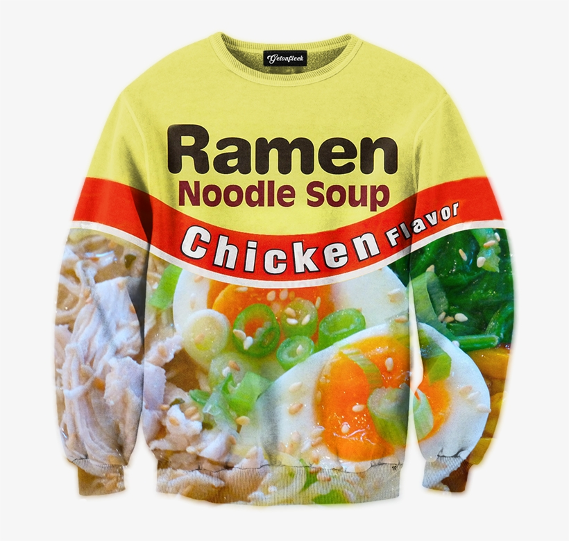Ramen Noodle Soup Chicken, transparent png #1129800